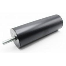 21.463.02 Коннектор D=51мм  h150мм металл. черн. ТЕМПО