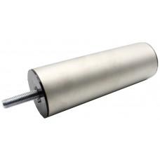 21.463.21 Коннектор D=51мм  h150мм металл. мат. НИКЕЛЬ    ТЕМПО
