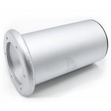 21.464.24 Коннектор D=51мм  h100мм металл. мат. хром.