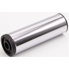 21.454.18 Коннектор D=32мм  h100мм металл. хром. ТЕМПО