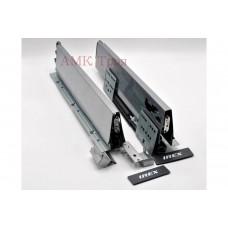 Выдвижной ящик IREX BOX 270 мм Серый металик irex-Box 93*270  X